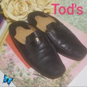 Tod's Leather Shoes
